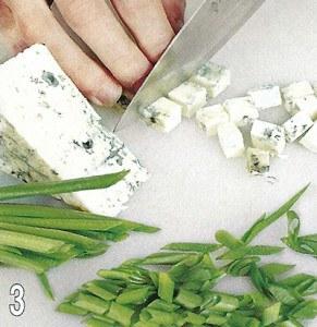 Суп из щавеля с сыром 3