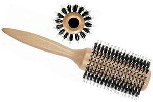 Круглая щетка для волос