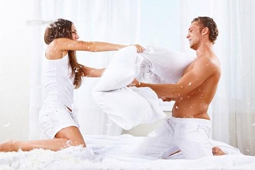 Муж и жена ссорятся