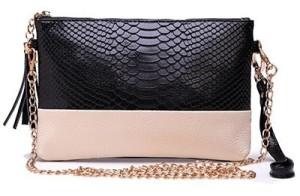 Эти небольшие, изящные сумочки отлично помещаются в женской руке