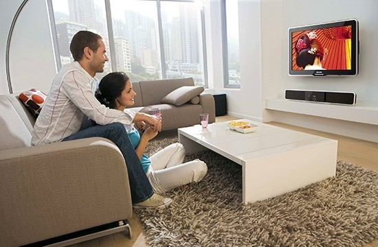 Куда вредно ставить телевизор?