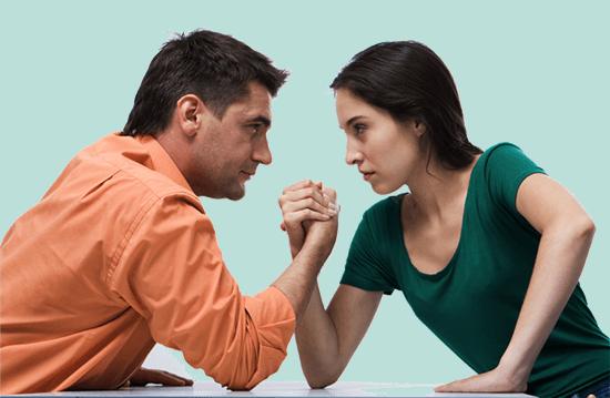 Запрещенные приемы при споре с партнером