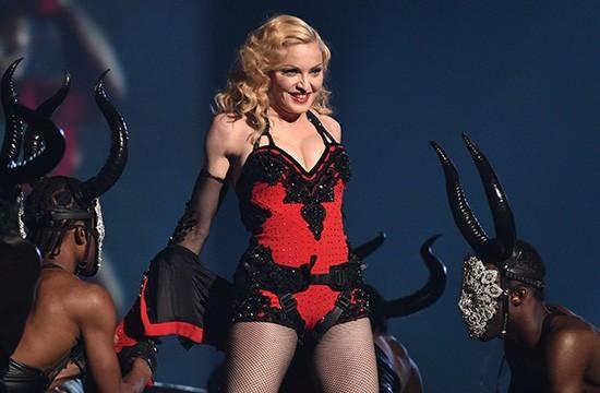 Мадонна: не такая, как все