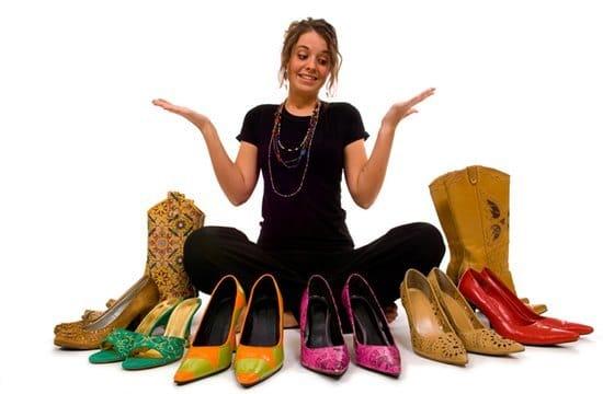 К каждому стилю одежды нужна подходящая обувь