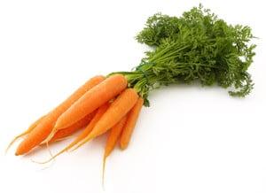 Пучек моркови