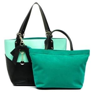 дизайнеры создали две сумки в одной