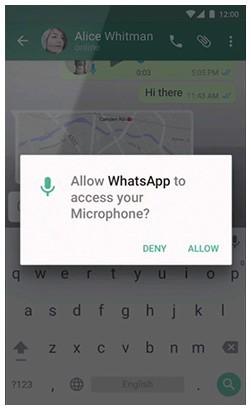 Android М - Больше контроля