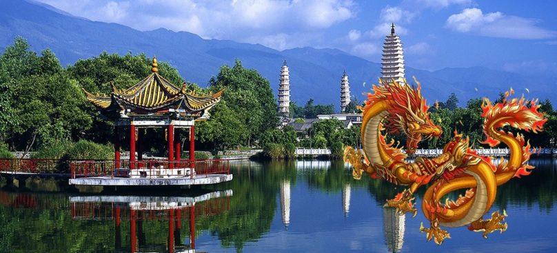 Китай: страна под крыльями дракона