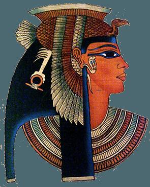 Клеопатра - царица Египта