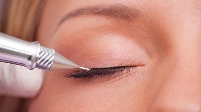 Перманентный макияж - глаза