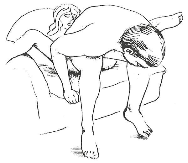 «Смешанные позиции» Позиция 106