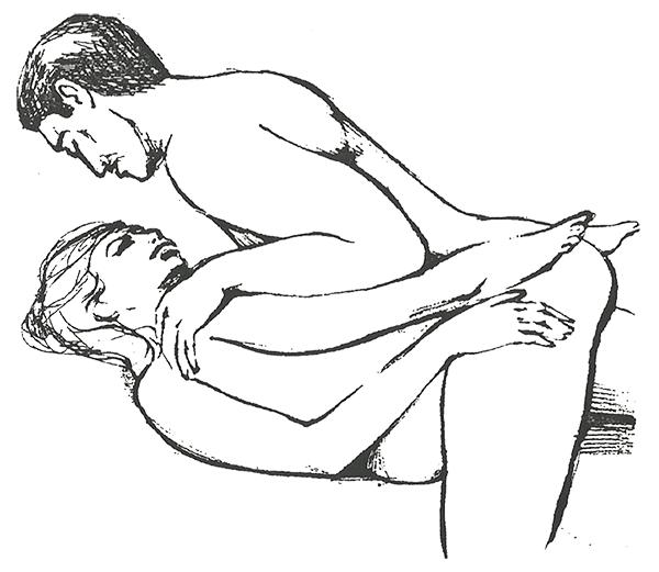 «Смешанные позиции» Позиция 23