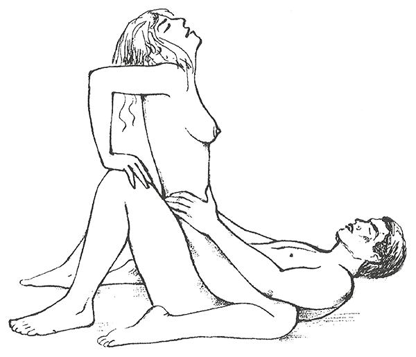 главное, эротическая поза колобок всех влюбленных неотвратимо