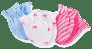 Царапки — хлопчатобумажные варежки