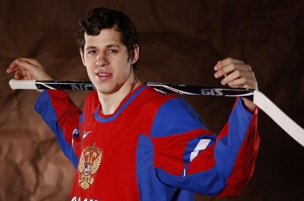 Хоккеист Евгений Малкин - $9,9 млн