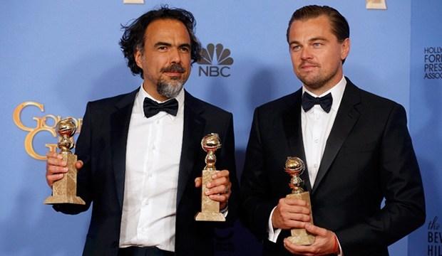 ДиКаприо стал лауреатом «Золотого глобуса»