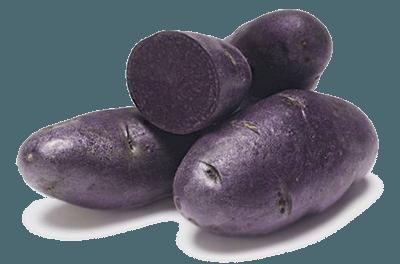 Фиолетовый картофель - средство против рака
