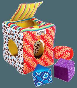 Мягкий сортер для малышей