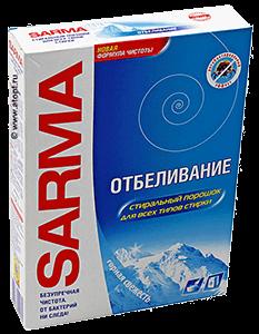 """Стиральный порошок """"Sarma"""""""