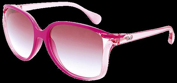 Очки с фильтрами розового тона
