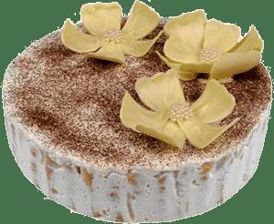 Торт «Дамские пальчики» - вариант оформления