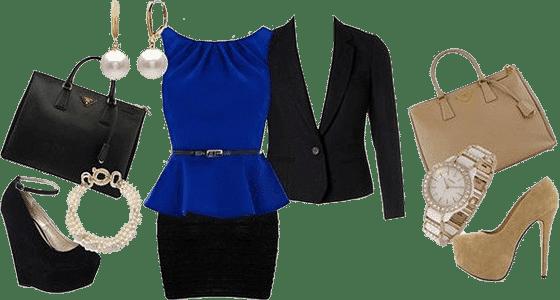 Подборка одежды и аксессуаров