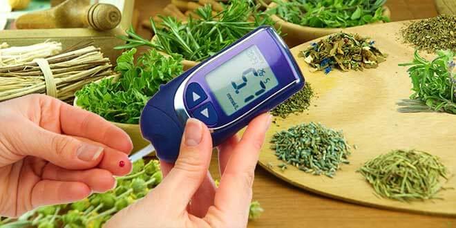 Травы против диабета