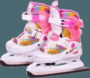 Детские коньки для девочек