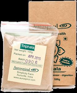 «Трифла» - смесь лечебных трав